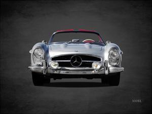 Mercedes Benz 300SL 1958 by Mark Rogan