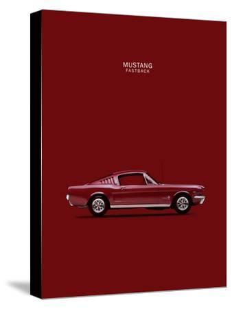 Mustang Fastback 65