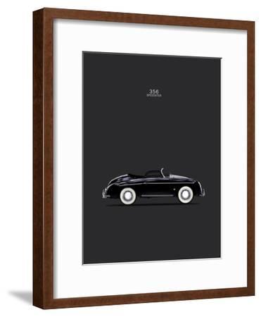 Porsche 356 Speedster Black