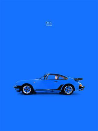 Porsche 911 Turbo Blue