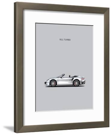 Porsche 911 Turbo Grey