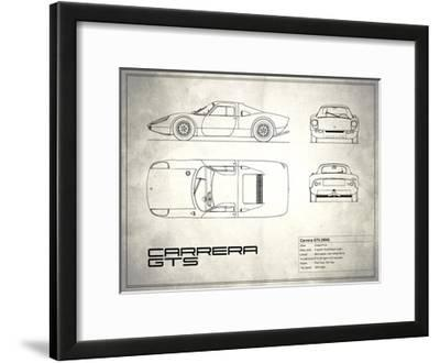 Porsche Carrera GTS White