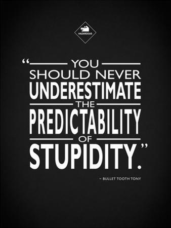 Snatch - Stupidity