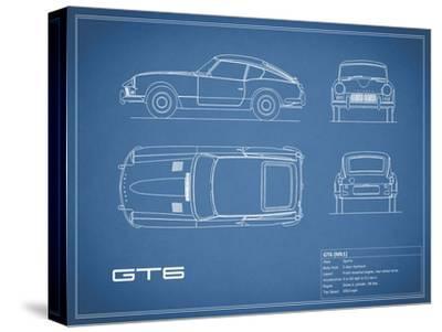 Triumph GT6 Mk1 Red