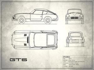 Triumph GT6 Mk1 by Mark Rogan
