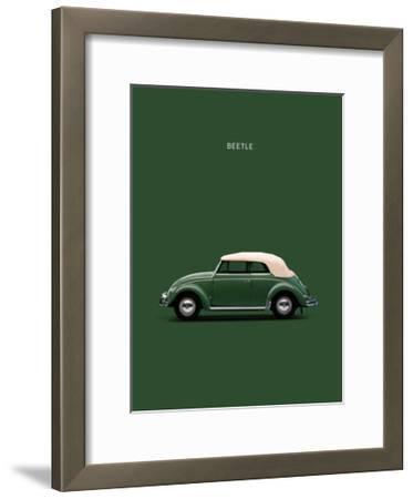 VW Beetle Green 53