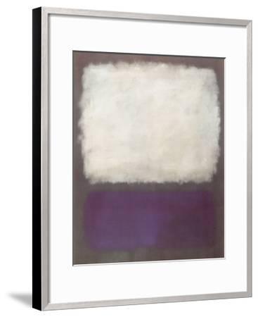 Blue and Grey, c.1962 by Mark Rothko
