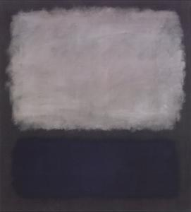Blue & Gray, 1961 by Mark Rothko