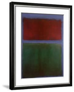 Earth and Green by Mark Rothko