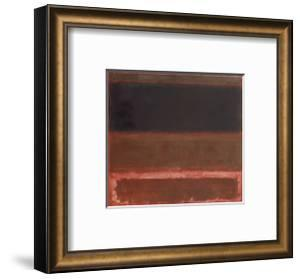 Four Darks in Red, 1958 by Mark Rothko