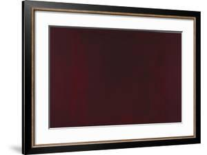Mural, Section 2 {Red on Maroon} [Seagram Mural] by Mark Rothko