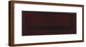 Mural, Section 5 {Red on Maroon} [Seagram Mural] by Mark Rothko