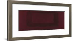 Mural, Section 7 {Red on Maroon} [Seagram Mural] by Mark Rothko