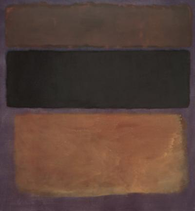 No. 10, 1963 by Mark Rothko