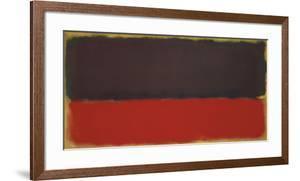 No. 13, 1951 by Mark Rothko