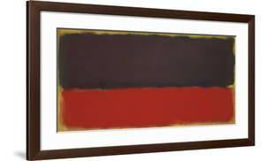 No. 13, 1951 by Mark Rothko