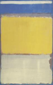 Number 10, 1950 by Mark Rothko
