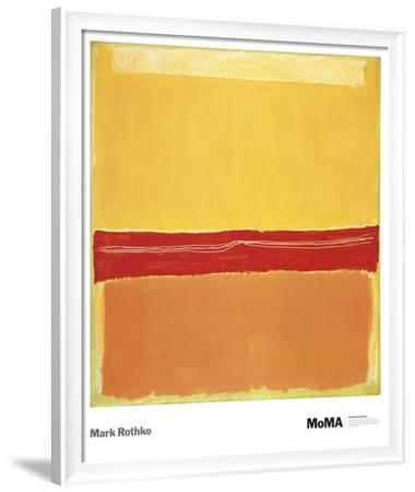 Number 5 by Mark Rothko