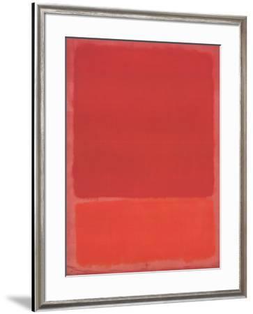 Red (Orange) by Mark Rothko