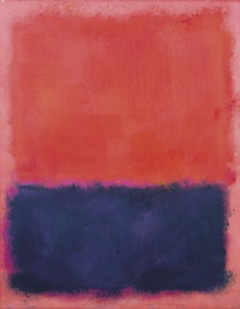Untitled, 1960-61 by Mark Rothko