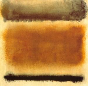 Untitled, c.1958 by Mark Rothko