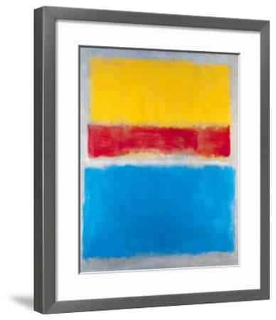 Untitled (Yellow, Red and Blue)