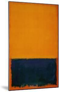 Yellow, Blue, Orange, 1955 by Mark Rothko