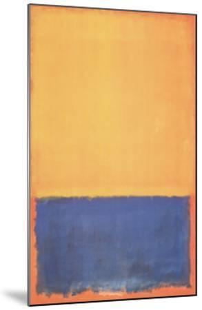 Yellow, Blue, Orange (1955) by Mark Rothko