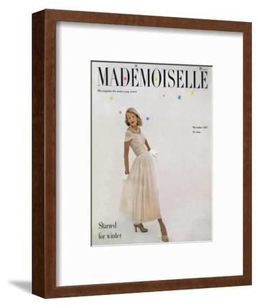 Mademoiselle Cover - November 1947