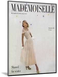 Mademoiselle Cover - November 1947 by Mark Shaw