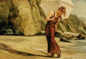 Parasol by Mark Spain