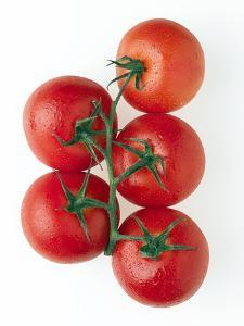 Cherry Tomatoes by Mark Sykes