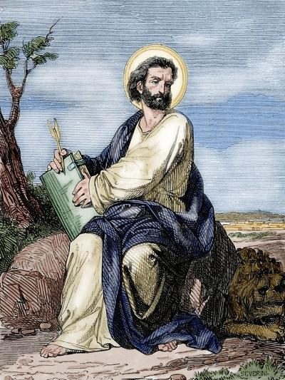 Mark the Evangelist--Giclee Print