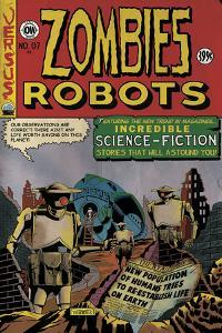 Zombies vs. Robots: No. 7 - Cover Art by Mark Torres