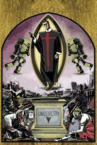 Zombies vs. Robots: Undercity - Bonus Material by Mark Torres