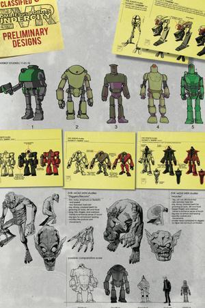 Zombies vs. Robots: Undercity - Bonus Material