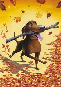 Fall Harvest by Mark Ulriksen