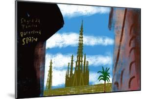 Sagrada Familia by Mark Ulriksen