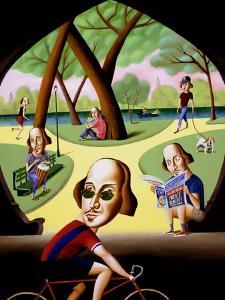 Shakespeares by Mark Ulriksen
