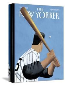 The New Yorker Cover - April 12, 1999 by Mark Ulriksen