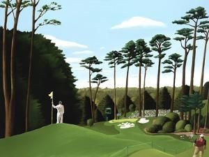 The Start of the Back Nine by Mark Ulriksen