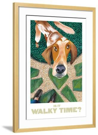 Walky Time by Mark Ulriksen