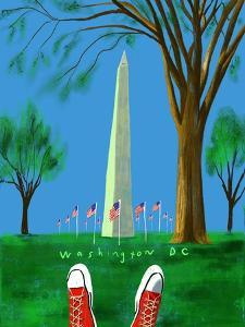 Washington Monument by Mark Ulriksen