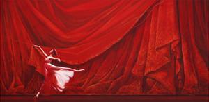 Beautiful Dancers 10 by Mark Van Crombrugge