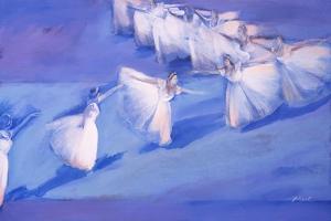 Beautiful Dancers 12 by Mark Van Crombrugge