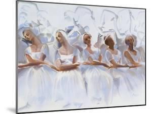 Beautiful Dancers 7 by Mark Van Crombrugge