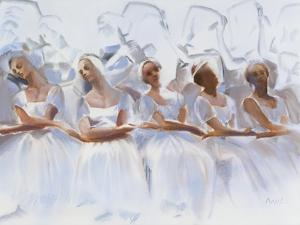 Beautiful Dancers 7 by Mark Van Crombrugge