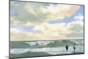 Sea by Mark Van Crombrugge