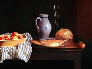 Still H by Mark Van Crombrugge