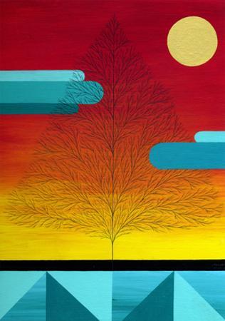 Bloom by Mark Warren Jacques